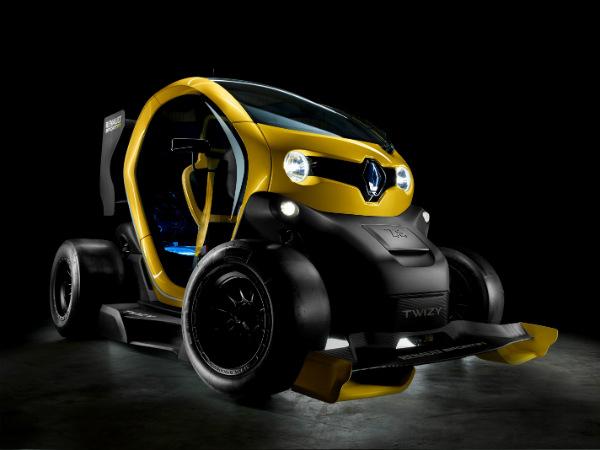 Twizy Renault Sport F1 Leaves Our Mind Boggled