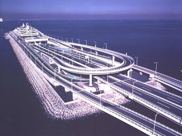 World Most Amazing Tunnels Pictures