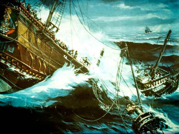 Most Famous Shipwrecks Accidents Around World