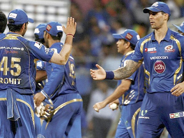 Mumbai Indians Won By 4 Runs Against Kings Xi Punjab