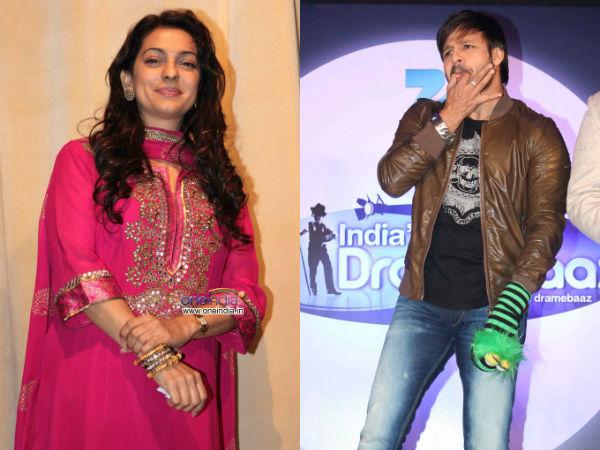 Vivek Oberoi Says He Was Fan Of Juhi Chawla
