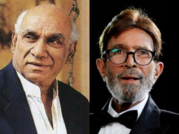 Dadasaheb Phalke Award For Yash Chopra Rajesh Khanna