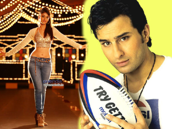 Shooting For Saif Ileana Romantic Comedy To Start In Ju