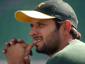 Afridi Irks Pcb Could Face Disciplinary Action