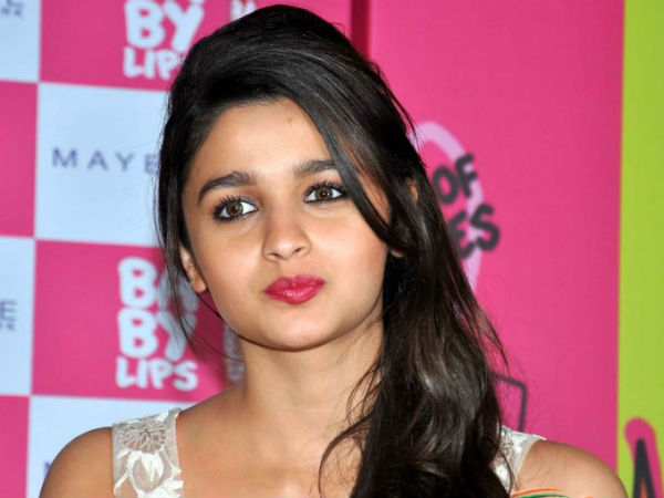 Alia Bhatt In High Spirits Thanks To 2 States Highway