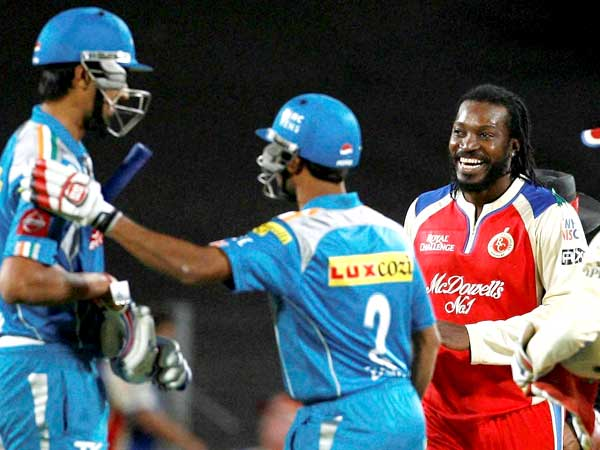 Royal Challengers Bangalore Defeats To Pune Warrior