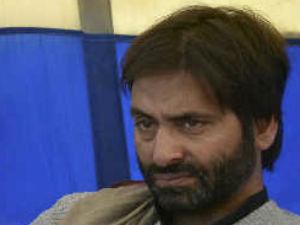 Separatist Yasin Malik Held Ahead Of Fast