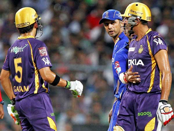 Ipl 6 Kolkata Knight Riders Defeats To Rajsthan Royals