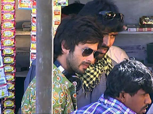 Fire Accident Sets Rambo Rajkumar Shahid Injured