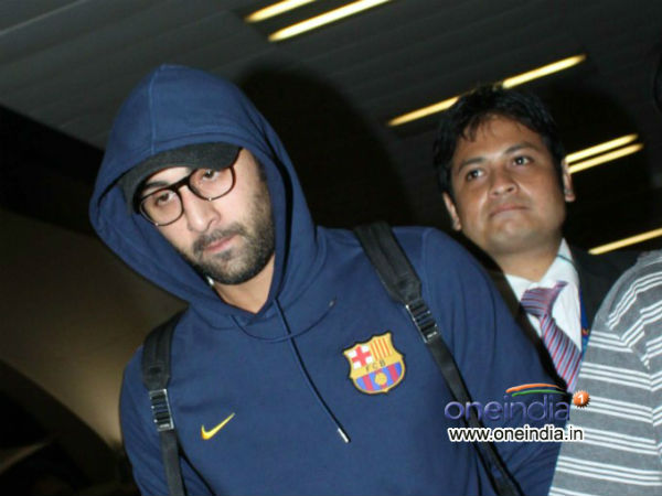 Ranbir Kapoor Detained And Released At Mumbai Airport