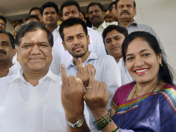 Polling For Karnataka Assembly Election