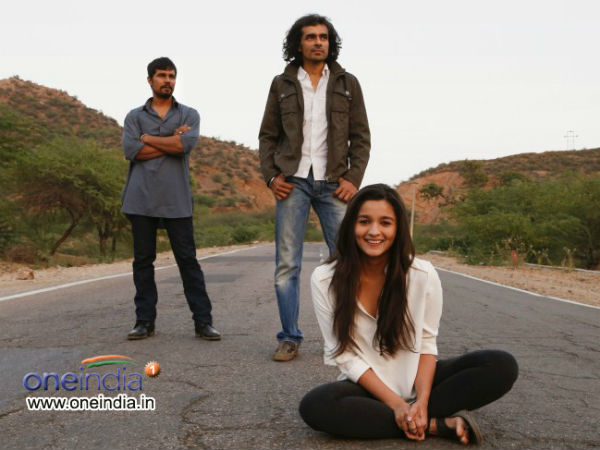Alia Bhatt Eager Hit Highway Set Again