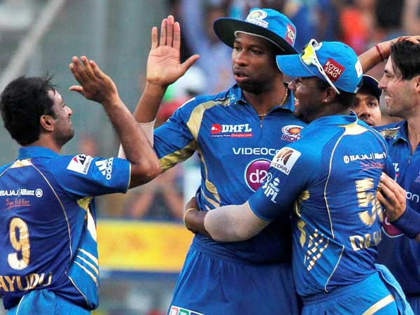 Ipl 6 Mumbai Indians Defeated Chennai Super Kings