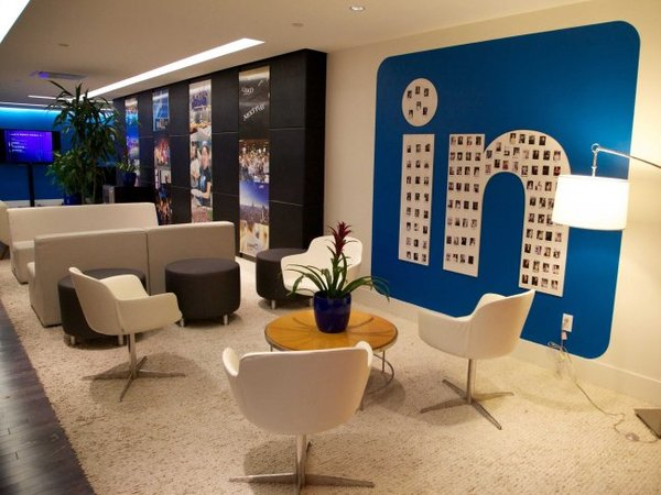 Linkedin Empire State Building Office