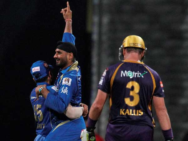Ipl 6 Mumbai Indians Defeated Kolkata Knight Riders