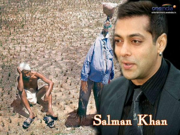 Salman Khan Ngo Water Drought Districts Maharashtra