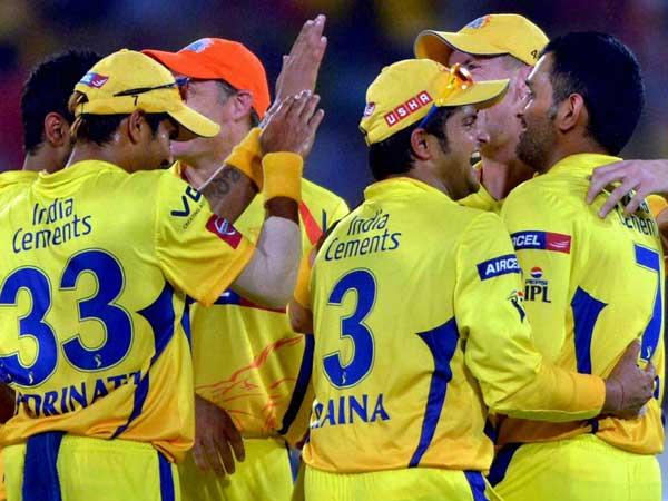 Chennai Super Kings Defeat Sunrises Hyderabad By 77 Run