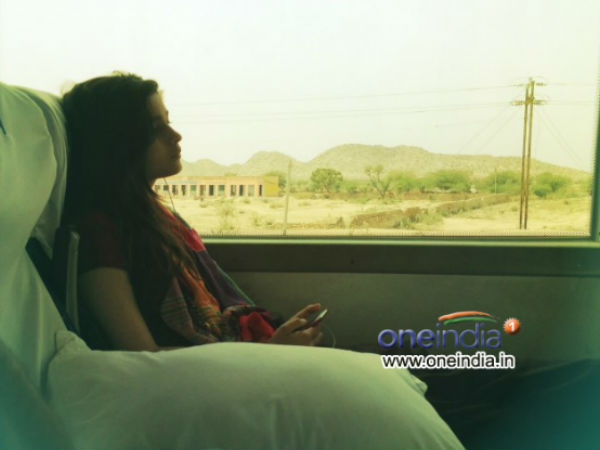 Alia Bhatt On Tour For Highway