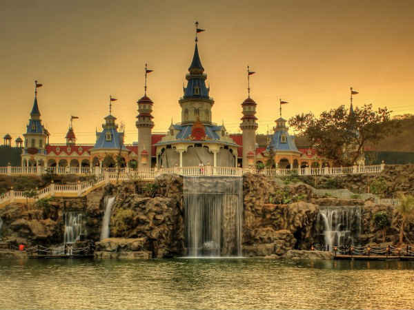Photo India S First International Theme Park Adlabs