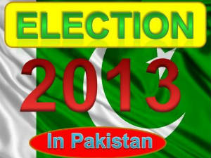 Pakistan Parliamentary Elections Voting Under Security