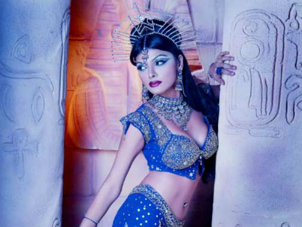 Sherlyn To Don Seven Indian Costumes At Cannes