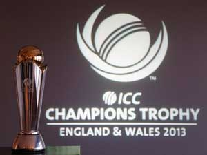 Icc On High Anti Fixing Alert Champions Trophy