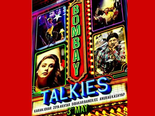 Bombay Talkies Will Release In Cannes