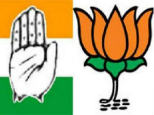 Guj Bjp Congress Declared Candidates For By Election