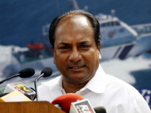 Navy Sex Scandal Responsible Will Be Crackdown Antony