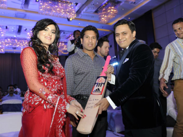 Tendulkar Rohan Pate S Engagement Ceremony
