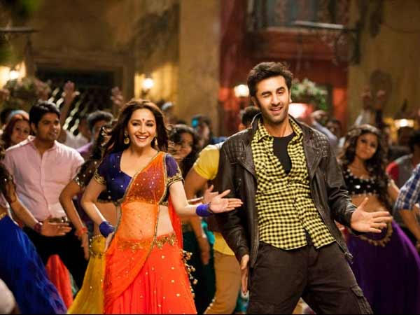 Ranbir Kapoor Happy To Dance With Madhuri Dixit