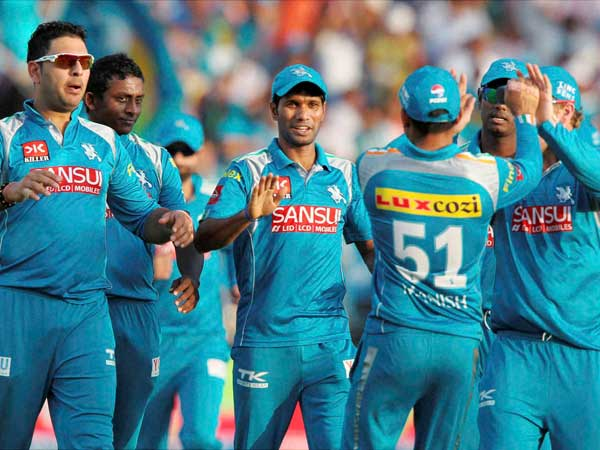 Ipl 6 Pune Warrior Defeated Kolkata By 7 Runs