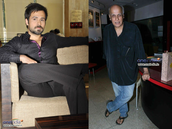 Emraan Hashmi Mahesh Bhatt Reunite For Invisible