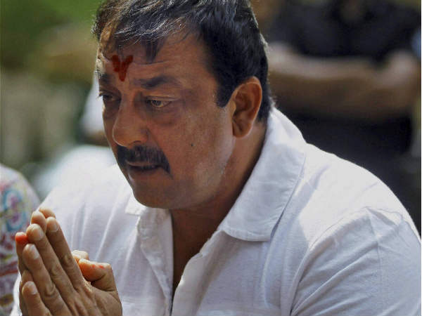 Sanjay Dutt To Surrender Before Tada Court Today