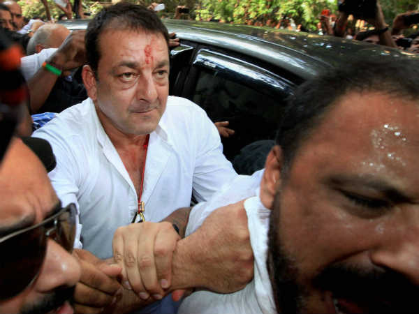 Sanjay Dutt Moving Towards Tada Cou