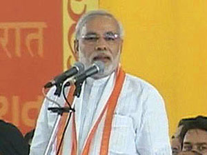 Narendra Modi Public Meeting In Chhattisgarh On 18 May