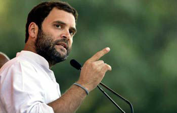 No Election Tickets Those With Criminal Record Rahul