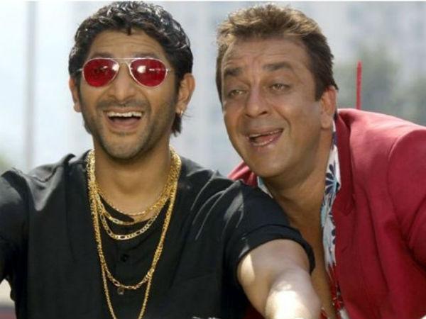 Wont Do Munnabhai Film Without Sanjay Arshad