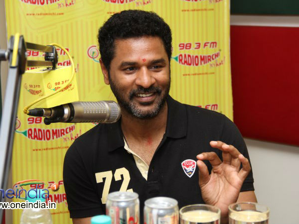 Who Am A To Relaunch Shruti Hassan Asks Prabhudheva