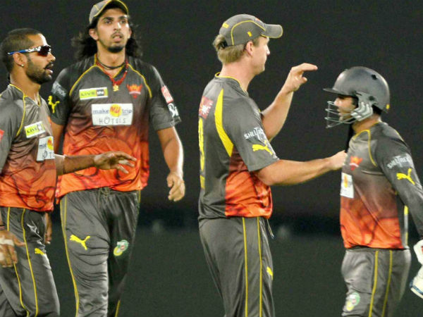 Ipl Sunrisers Beat Rajasthan Royals In Hyderabad