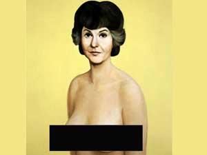 Naked Picture Bea Arthur Sold 2 Million Dollars