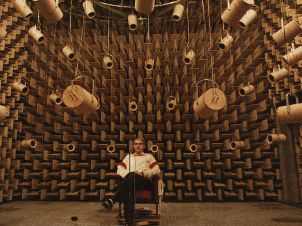 Earth Quietest Place Anechoic Chamber