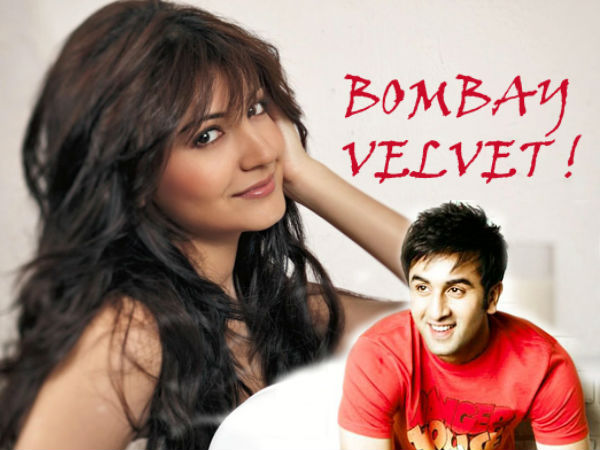Fox Star Studios To Co Produce Anurags Bombay Velvet