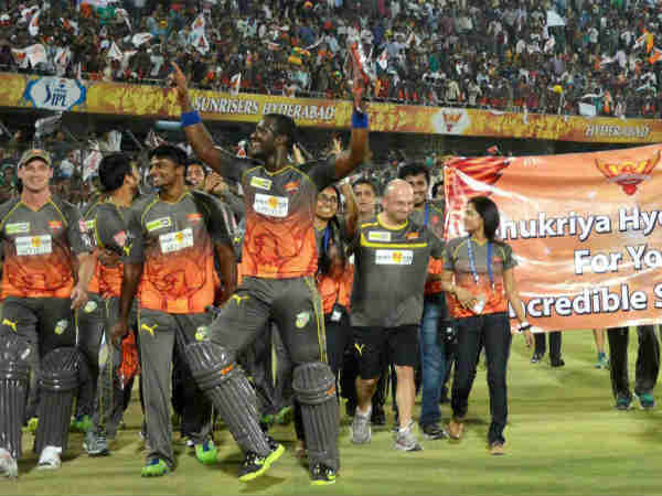 Ipl 6 Sunrises Hyderabad Defeated To Kkr By 5 Wickets