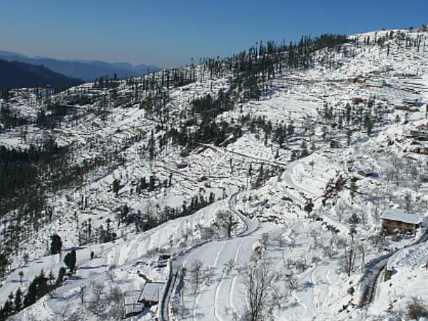 Kufri The Snowy Crown Of Shimla