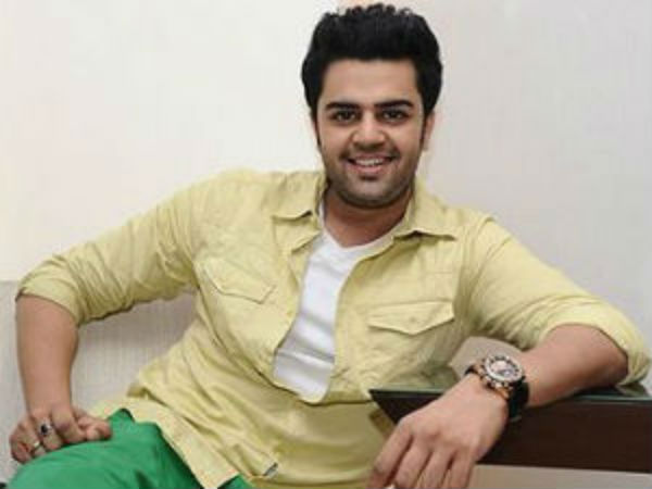 Anchoring Not Stepping Stone To Movies Manish Paul