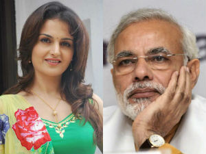 Underworld Don Ex Lover Praises Narendra Modi