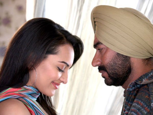 Ajay Sonakshi To Team Up Again