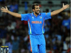 Zaheer Khan Eager To Reclaim Spot In Indian Team