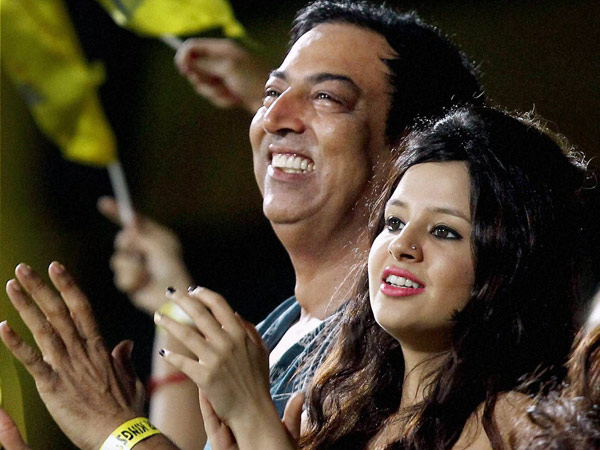 Is Sakshi Has Any Relation With Spot Fixing